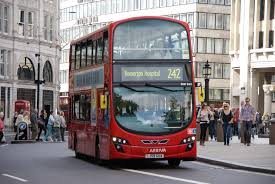 FAMOUS ICONE OF LONDON - RED BUS